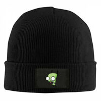 Unisex Skullies And Fashion Beanies Cool Invader Zim Gir Doom