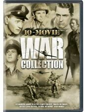 War: 10-Movie Collection [New DVD] 3 Pack, Snap Case