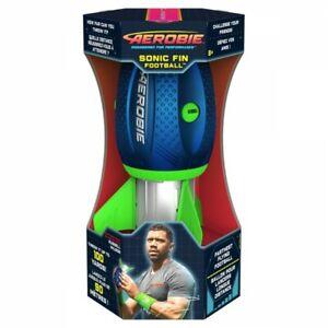 Aerobie Sonic Fin Football Easy to Throw Throw it 80 Metres Adjustable #6063801