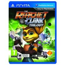 The Ratchet and Clank HD Trilogy Collection PS VITA Game
