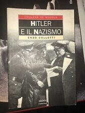 COLLOTTI - HITLER E IL NAZISMO - GIUNTI - 1996