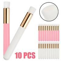 10 Professional Soft Eyelash Extensions Cleaning Cleansing Brush Foam Shampoo UK
