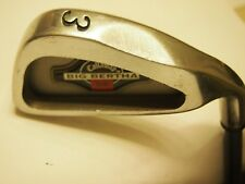 **CALLAWAY BIG BERTHA # 3 IRON MEN'S RIGHT HANDED RCH 90 GRAPHITE SHAFT**