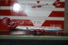 Phoenix 1:400 Virgin Atlantic Airbus A340-300 G-VELD (PH4VIR667) Die-Cast Model