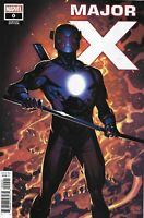 Major X Comic 0 Cover B Variant First Print 2019 Rob Liefeld Marvel