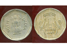 INDE  1 rupee  1987