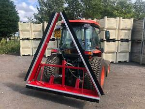 Redexim/Charterhouse towed Dew Brush, tractor mounted, price includes VAT