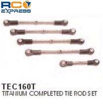 GPM Racing Tamiya Terra Crusher Steel Full Tie Rod Set (5) TEC160