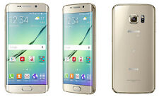 DOCOMO SAMSUNG SC-04G GALAXY S6 EDGE 64GB ANDROID 5.0 PHONE UNLOCKED GOLD NEW