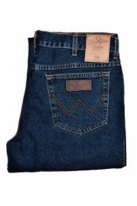WRANGLER TEXAS Herren Jeans Original kein Stretch 100% BW Herrenjeans Jeanshose