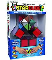 Kids Magic Star Infinite 3D Magic Cube Game Puzzle Twist Relax Toy Party Travel