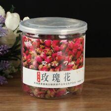 100g Organic Red Rosebud Rose Buds Flower Floral Herbal Dried Chinese Tea Gift