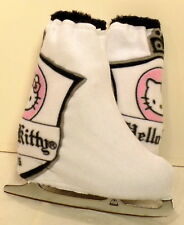 Melvage'S Ice Skate Boot Warmers 7-10 (Hello Kitty ) Handmade Winter Sports
