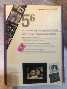 "Westinghouse DPF-0561 LCD 5.6"" Digital Photo Frame"