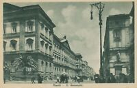 ITALIA ca. 1920 superb mint postcard NAPOLI – R. Università