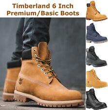 Timberland Botas para hombre Premium Impermeables 6 Pulgadas Ancho medio Aislado Botas Nuevo
