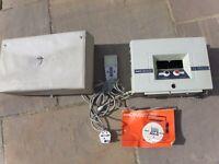 Vintage Super Cimat N 150 J Presentation Slide Projector with Remote Control