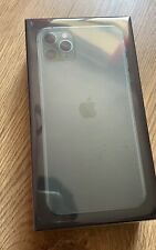 iPhone 11 pro max 512gb Midnight Green unblocked excellent condition