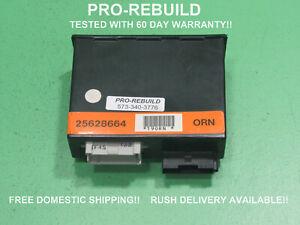97-05 PARK AVENUE SENTINEL HEADLIGHT LIGHTING CONTROL MODULE 25628664 REBUILT