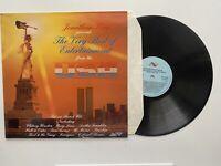 Jonathan King presents The Very Best of Entertainment USA Vinyl Album Record LP