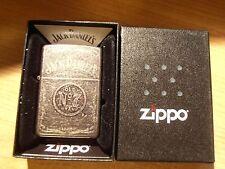 Zippo Lighter Jack Daniels Grey Dusk Old No 7 model Brand New in case