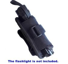 5 x New UltraFire Flashlight Holster 360 Free Rotate Belt #401