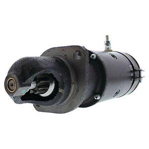 190004M91 12V Starter For Massey Ferguson Tractor 202 204 302 304 35 356 65 50
