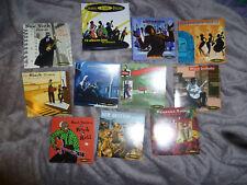 COFFRET 10 ALBUMS CD JAZZ DE REFERENCE ORIGINAL SOUND DELUXE CRISTAL RECORDS