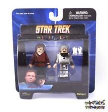 Star Trek Minimates Series 4 TOS Admiral Kirk & Duty Uniform Scotty