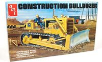 AMT 1086 Construction Bulldozer 1:25 Scale NIB Free Shipping
