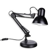 Schramm® Retro Schreibtischlampe Lampe aus Metall  Arbeitslampe Bürolampe