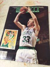 Beckett Basketball Magazine Price Guide November 1992 Larry Bird