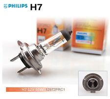 2x PHILIPS H7 premium vision Bright +30% Halogen Headlight lights Bulbs 12V 55W
