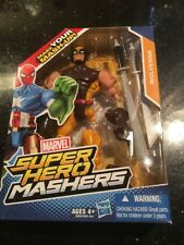 Marvel Super Hero Mashers Wolverine Figure Hasbro Brand new Factory sealed