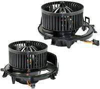 HEATER BLOWER MOTOR FAN WITH RESISTOR FITS SEAT ATECA SKODA OCTAVIA SUPERB