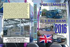 3329. Portsmouth, Fareham. UK. Buses. June 2016. Our usual catch up in Portsmout