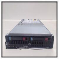 HP Proliant BL460c G7 2x Xeon X5650 2.66GHz 12-Core Blade Server