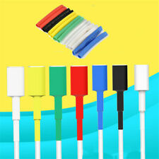 12x Protector Tube Saver Cover For iPhone Lightning Charger Cable USB Cord Set