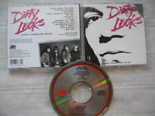 DIRTY LOOKS - Cool from the wire 1988 1pr CD U.S. Faster Pussycat VAIN Wildside