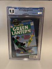 Showcase 22 Cgc 9.8 Millennium Edition RARE!! W/p  Dc Comics 1st Green Lantern