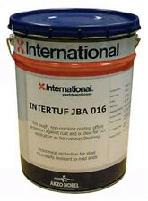 International Intertuf Boat Narrowboat Blacking Paint. 5L Tin. New from Stock.