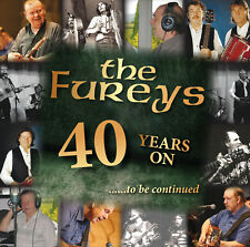 The Fureys - 40 Years On… To Be Continued (2018) | NEW & SEALED CD
