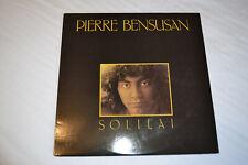 SIGNED Pierre Bensusan Solilai LP 1982 Rounder 3068