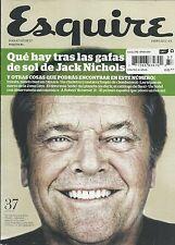 Esquire magazine Jack Nicholson Jennifer Lawrence Alfonso Portago Bill Clinton
