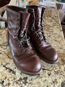 Red Wing Spirit Lake boots Indian Motorcycles Mens 11D