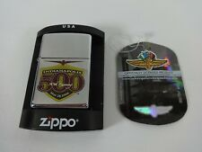 2006 Indianapolis 500 90th Running Event ZIPPO Lighter Chrome