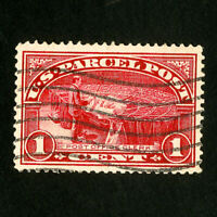 US Stamps # Q1 Superb Used