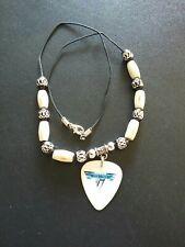 Van Halen Guitar Pick Necklace