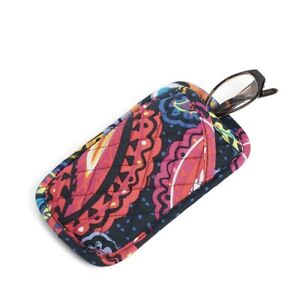 Vera Bradley Double Eyeglass Case Twilight Paisley - New