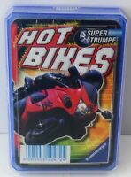 Ravensburger Hot Bikes Supertrumpf - Kartenspiel